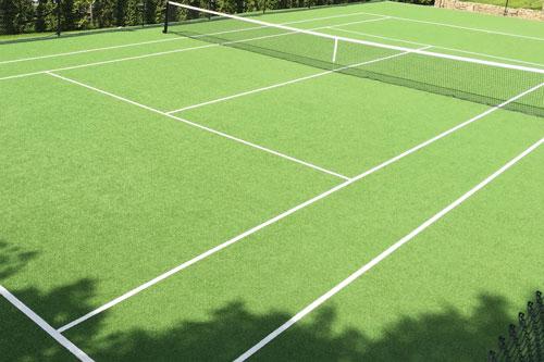 tennis court ayia napa