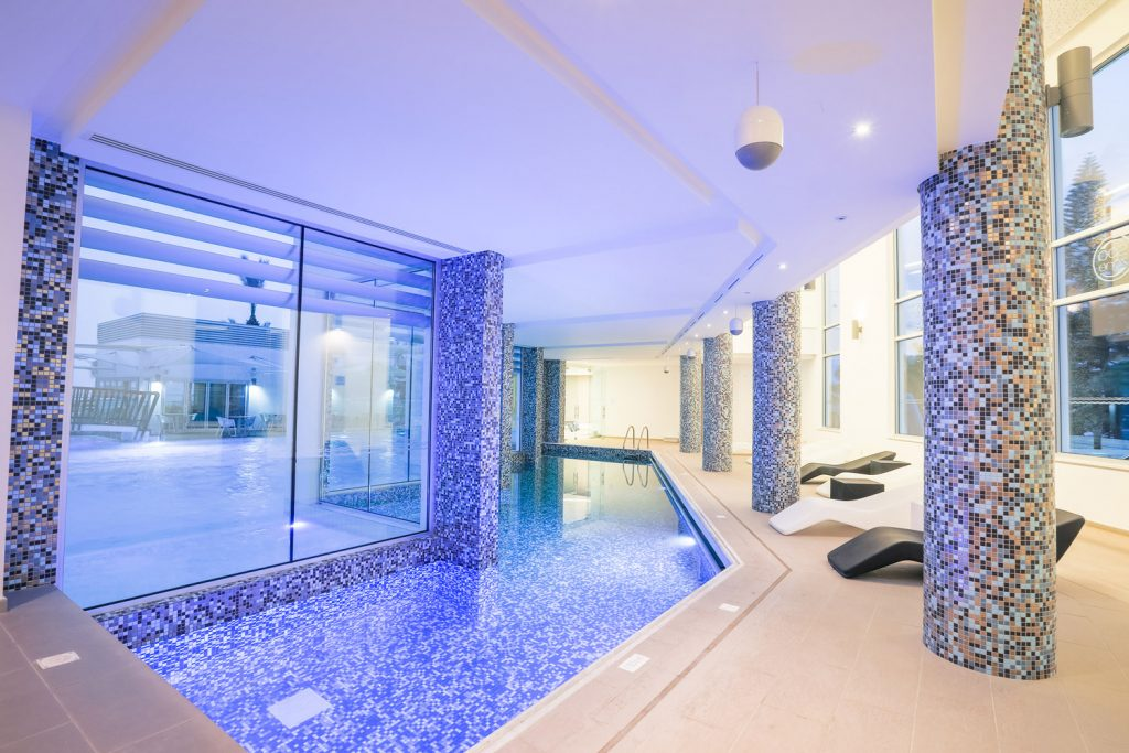 Vassos Nissi Plage Indoor Pool